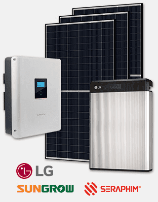 SunPeople solar battery package medium