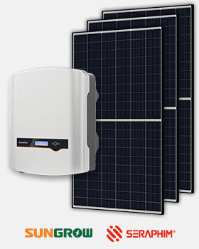 SunPeople Economy solar package SunGrow Seraphim