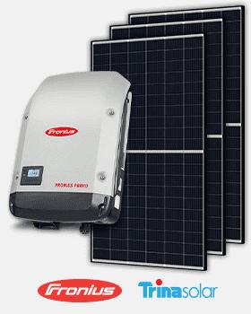 SunPeople premium solar package Fronius Trina