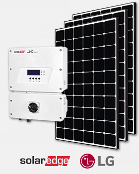 SunPeople ultimate solar package solaredge LG