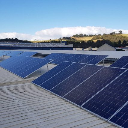 SunPeople 30kW solar PV system Albion Park Commercial installation