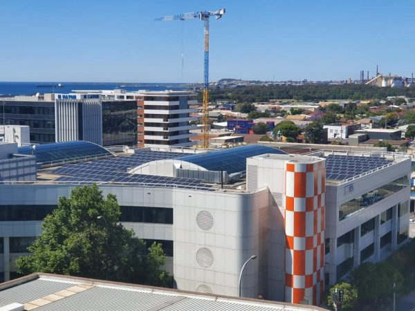 SunPeople 99kW solar PV system NSW SES Headquarters Wollongong