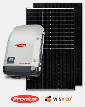 Fronius Inverter Winaco Solar Panels