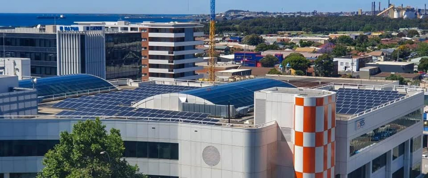 NSW SES Building Wollongong