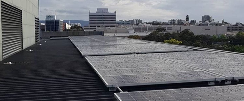 SunPeople 99kW Solar Commercial Wollongong